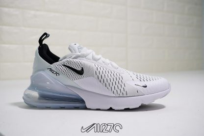 Nike Air Max 270 Black White AH8050-100 Mens Shoe