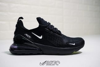 Nike Air Max 270 II Triple Black Purple