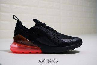 Nike Sportswear Air Max 270 Black Hot Punch
