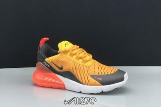 Kids Nike Air Max 270 GS University Gold