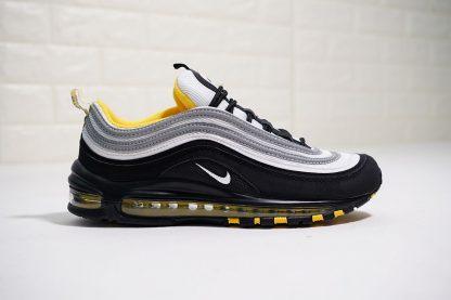 Nike Air Max 97 Black White-Amarillo