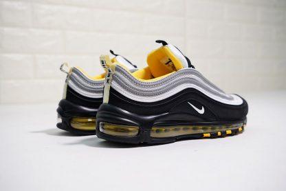 Nike Air Max 97 Black White-Amarillo Grey