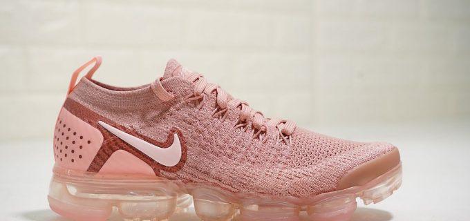 Women's Nike Air Vapoormax 2.0 'Rust Pink' 942843-600