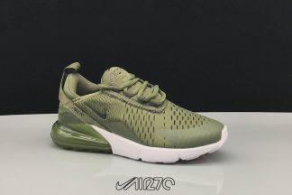 Kids Size Nike Air Max 270 Olive