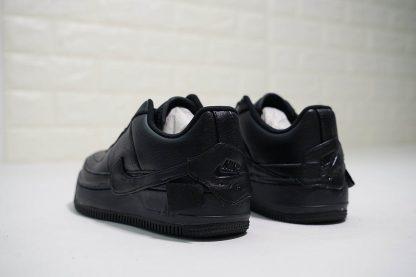 Nike Air Force 1 AF1 Jester XX Triple Black heel