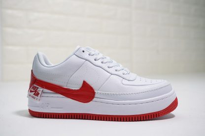 Nike Air Force 1 Low Jester White University Red