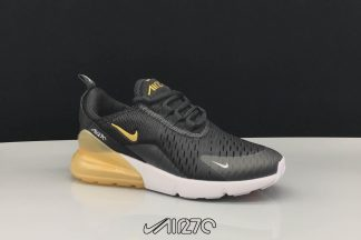 Nike Air Max 270 Black Light Gold For Kids