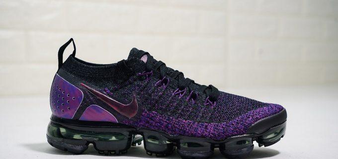 Nike Vapormax Flyknit 2.0 Purple Camo