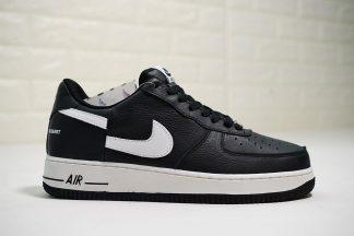 2018 Supreme Comme des Garcons Nike AF1 Low Black White