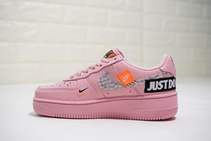 Air Force 1 Low Just Do it JDI Pink