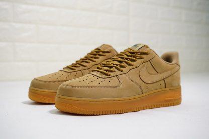 Nike Air Foce 1 Low Flax Wheat sneaker