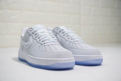 Nike Air Force 1 07 PRM White Blue Tint upper