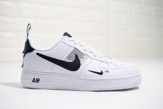 Nike Air Force 1 07 White Tour Yellow