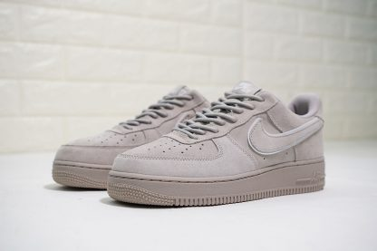 Nike Air Force 1 AF-1 Suede Moon Particle shoes