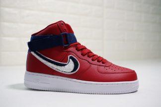 Nike Air Force 1 AF1 High '07 Gym Red
