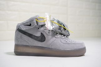 Nike Air Force 1 Mid Reigning Champ Grey
