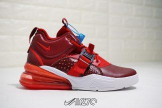 Nike Air Force 270 Red Croc