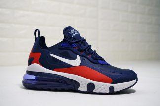 Nike React Air Max 270 Navy Blue