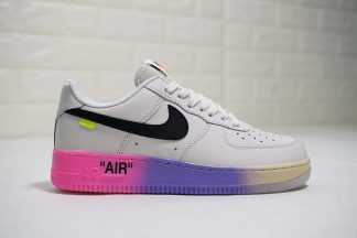 Off white Nike AF-1 low The Queen