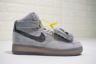 Reigning Champ Nike Air Force 1 High Grey Dust