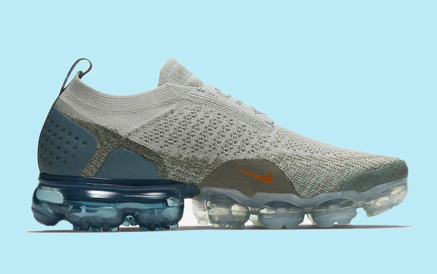 Nike Air VaporMax Moc 2 Celestial Teal release