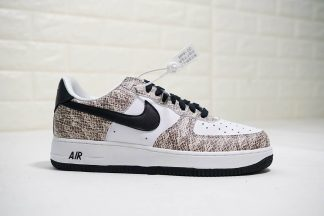 2018 Nike Air Force 1 Low Cocoa Snake