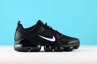 Black White Air Vapormax 2019 Shoes