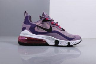 Girls Nike Air Max 270 x React Element 87 Violet Dust