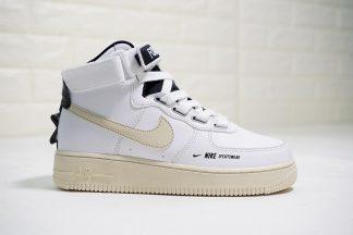 Nike Air Force 1 High Utility White Light Cream