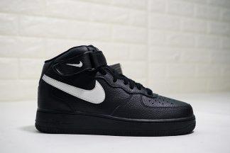 Nike Air Force 1 Mid 07 Black Sail