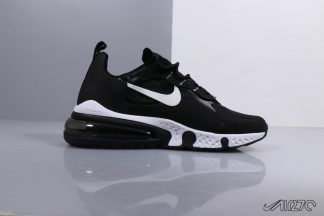Nike Air Max 270 React Element 87 Black White