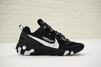 Nike Undercover React Element 87 Black White