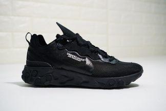 Nike x Undercover React Element 87 Triple Black