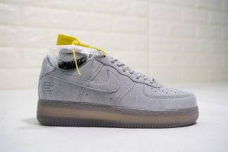 Reigning Champ x Nike Air Force 1 Low Grey Suede