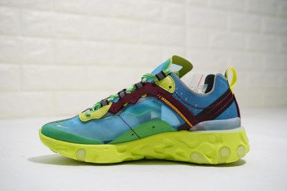 Undercover x Nike React Element 87 Lakeside Electric Yellow