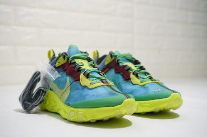 Undercover x Nike React Element 87 Lakeside green