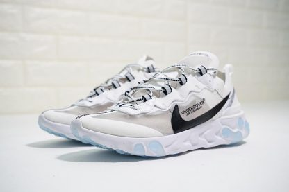 Undercover x Nike Upcoming React Element 87 Ice Blue shoes