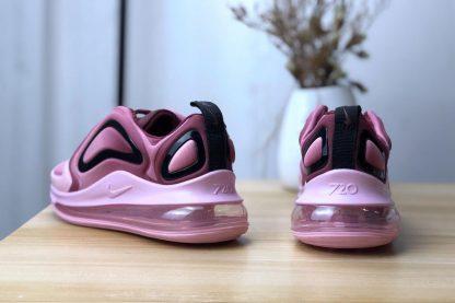 Kids Nike Air Max 720 Rust Pink Northern Lights heel