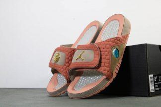Jordan Hydro 13 Terracotta Warriors Slide Sandals