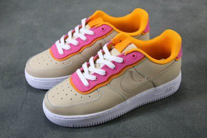 Nike Air Force 1 07 SE Womens Shoe Desert Ore SHOES