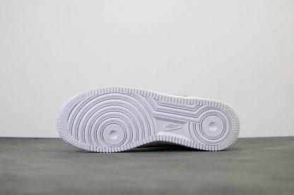 Nike Air Force 1 07 SE Womens Shoe Desert Ore sole