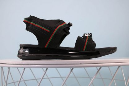Nike Air Max 720 Sandal Black Green-Red for sale