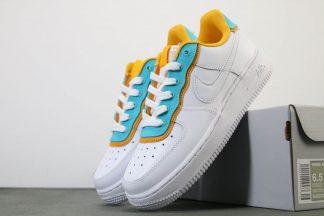 Nike WMNS Air Force 1 Low SE Peach-sky Blue