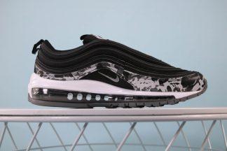 WMNS Nike Air Max 97 Black Camouflage Prints