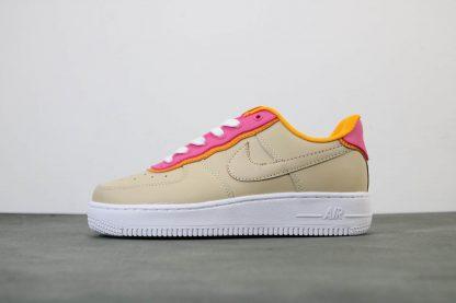Womens Nike Air Force 1 07 SE Shoe Desert Ore shoes
