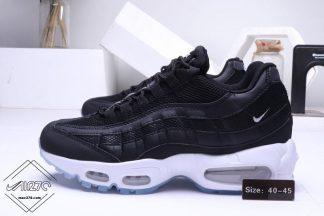 Mens Shoes Nike Air Max 95 Black 749766-040