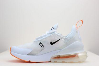 Nike Air Max 270 Summer White Total Orange