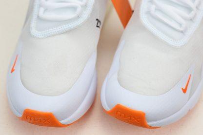 Nike Air Max 270 Summer White Total Orange front