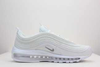 Nike Air Max 97 In White Sneaker.