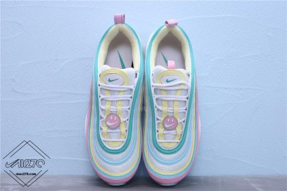 Smile Face New Version Nike Air Max 97 Pink sneaker